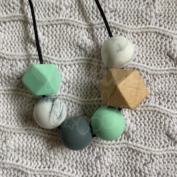 BIG CLEAN OUT! Necklace - Mylie - Minty