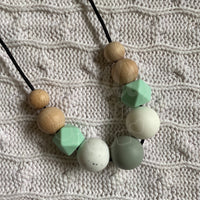 BIG CLEAN OUT! Necklace - Josie - Mint