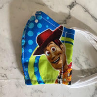 Kids 3-6 years Face Masks - TStory