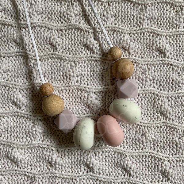 BIG CLEAN OUT! Necklace - Pretty in Pastels