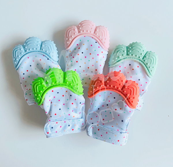 SUPER SPECIAL! Teething Mittens