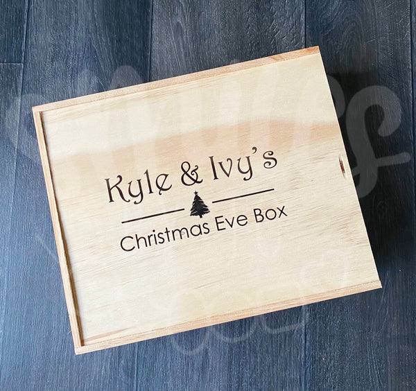 Christmas Eve Box - Minimalistic Design