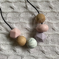 BIG CLEAN OUT! Necklace - Beth - Pretty in Pastels