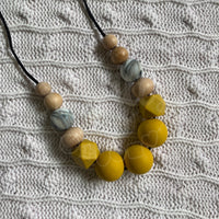 BIG CLEAN OUT! Necklace - Mia Mustard