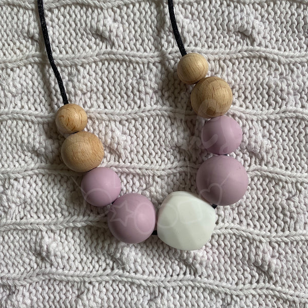 BIG CLEAN OUT! Necklace - Alice Lilac