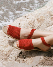 Load image into Gallery viewer, Wool And The Gang X PALOMA ESPADRILLES CROCHET KIT