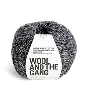 Load image into Gallery viewer, Wool And The Gang - SHINY HAPPY COTTON 100g