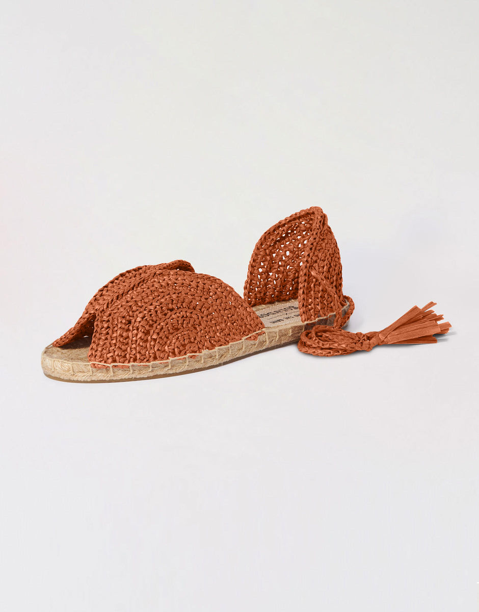 Wool And The Gang X TROPICANA ESPADRILLES CROCHET KIT