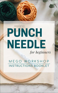Adjustable punch needle