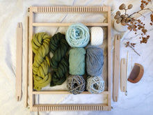 Load image into Gallery viewer, Weaving loom kit - Forest