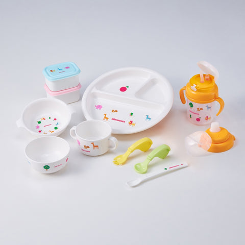 TABLEWARE SET-Tableware-MIKI HOUSE Singapore