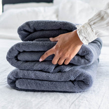 Load image into Gallery viewer, Premium Bath Sheet - plush towel