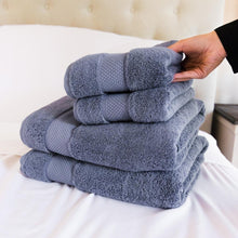 Load image into Gallery viewer, Premium Towel Set - plush towel