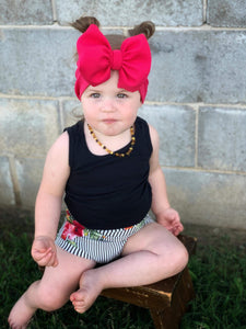 Pomegranate Headwrap