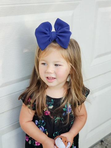 Blueberry Bows