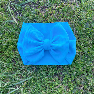 Breezy Blue Headwrap