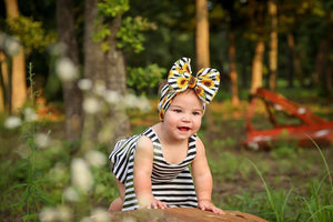 Sunflower Headwraps