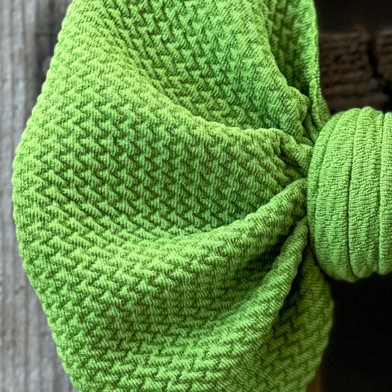 Succulent Green Headband