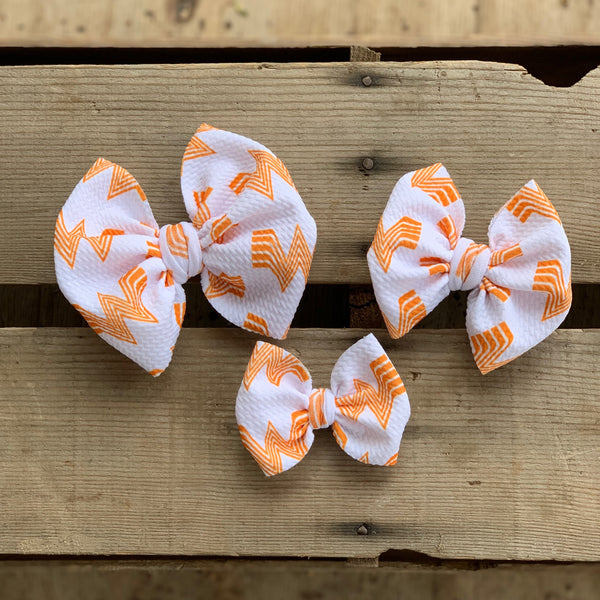 Whataburger Bows