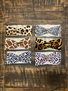 Wild Safari Headband Bundle