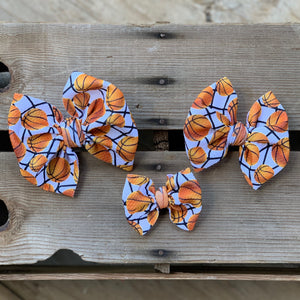Basketball Bows