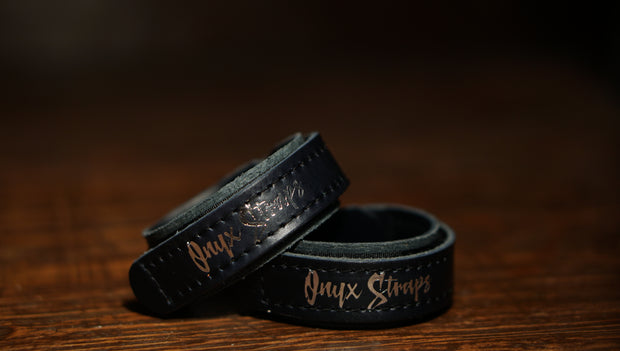 The Blue Steel Low Top Wrist Wraps