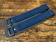 Epi Leather Low Top Wrist Wraps