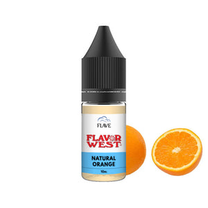 Flavor West Natural Orange