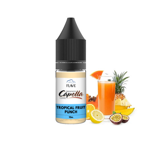 Capella (Silver Line) Tropical Fruit Punch