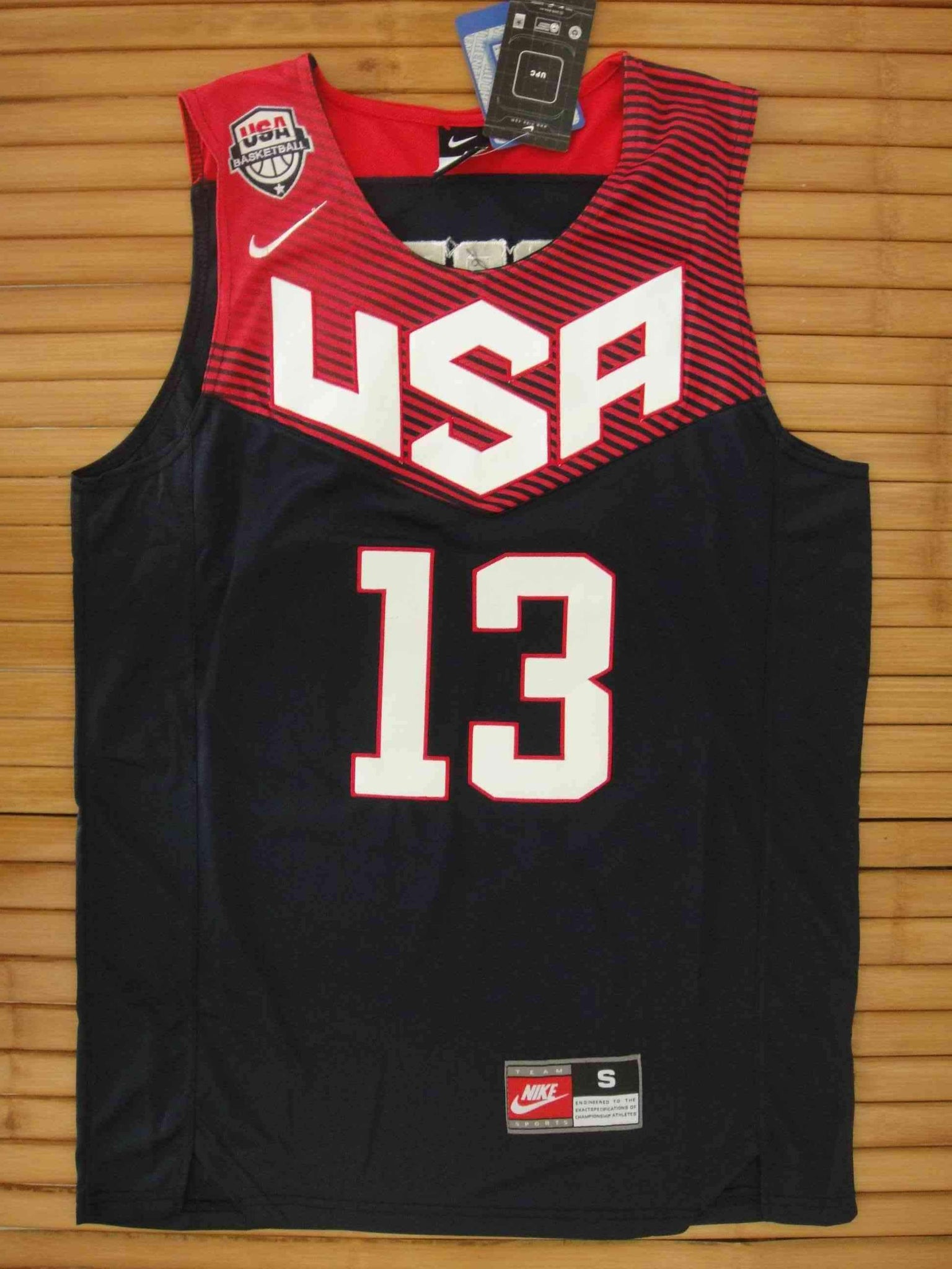 29012a0cc ... germany men 13 james harden jersey black color usa dream team swingman  7c1de 959eb