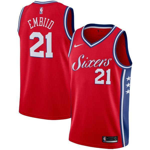 philadelphia 76ers city edition jersey