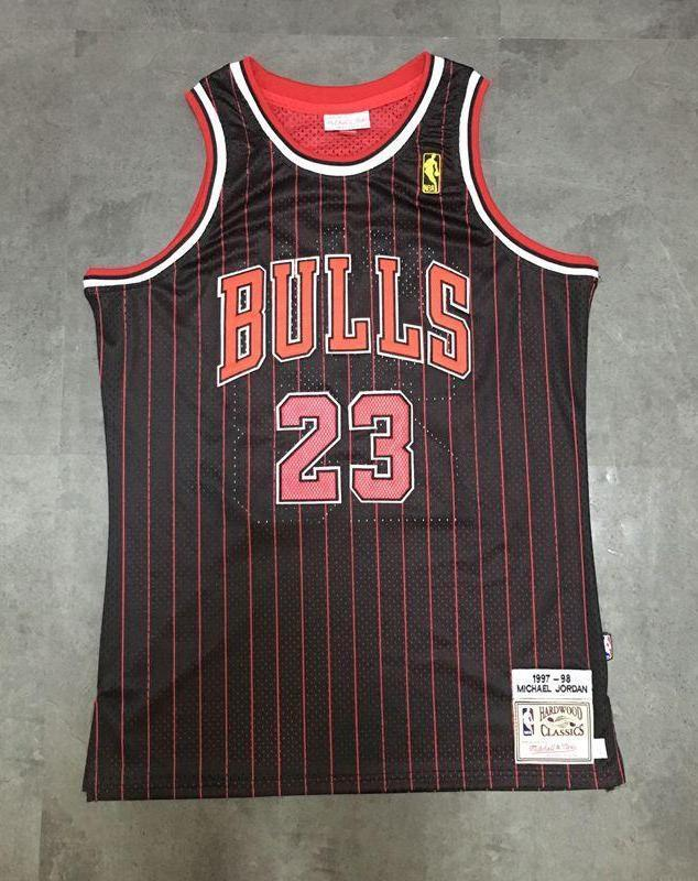 info for 909a0 b0a88 Men 23 Michael Jordan Jersey Black Chicago Bulls Jersey Swingman Special
