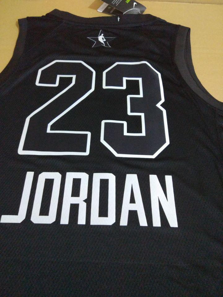 the best attitude c48e0 a4bf6 black jordan jersey