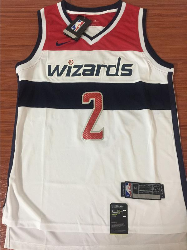 the best attitude 4510a 8bfdf john wall wizards jersey