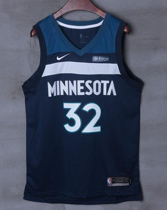 finest selection 3fafb 64732 karl anthony towns christmas jersey