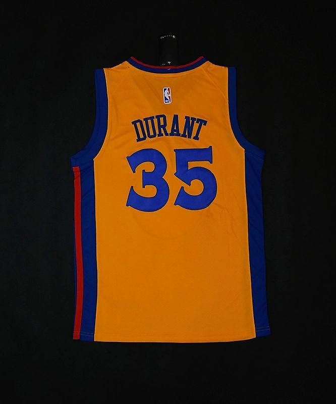 e2559e269 ... discount men 35 kevin durant jersey yellow the bay golden state  warriors city edition 63ef9 ca86c