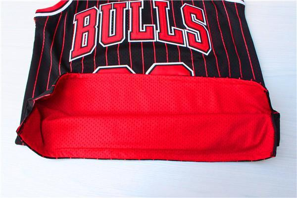 the best attitude a7fb6 8eba8 Men 23 Michael Jordan Jersey Black Chicago Bulls Jersey Hardwood Classics