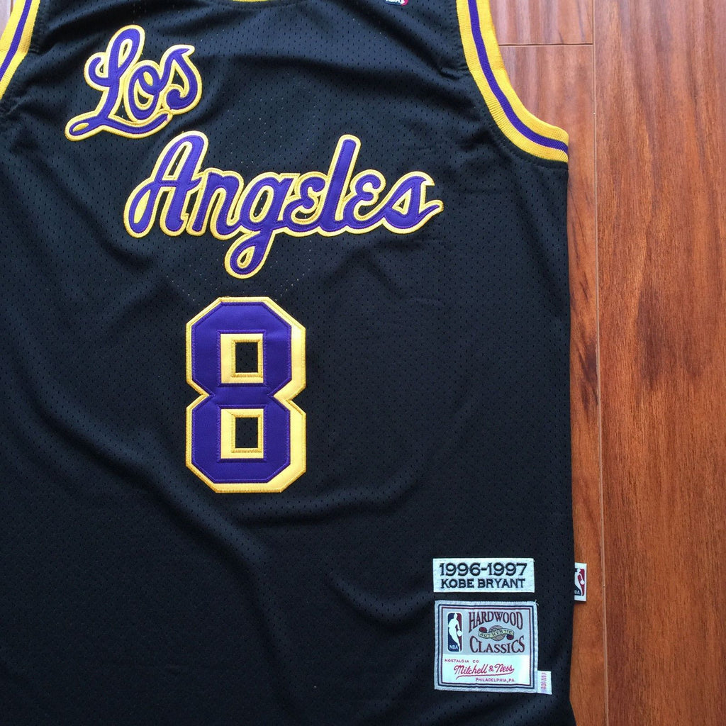 a9a60d452f2 ... low price men 8 kobe bryant jersey black christmas los angeles lakers  swingman jersey 0ce3f 9edb9