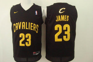 various colors ccef2 70315 Men 23 Lebron James Jersey Black Cleveland Cavaliers Jersey Fanatics