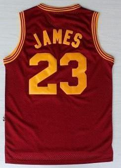 buy online 1c470 6414f Men 23 Lebron James Christmas Jersey Cleveland Cavaliers Swingman Jersey