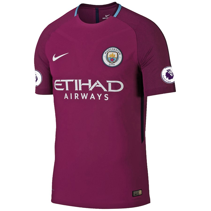 watch b6589 dbcf0 Men No name Jersey Away Soccer Manchester City Jersey Premier League