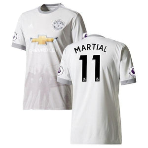 sale retailer 8e8a1 f3755 Men 11 Anthony Martial Jersey Soccer Manchester United Jersey