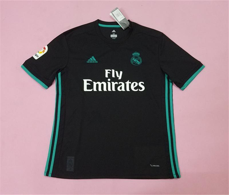 new style 04d74 2caf0 Men 7 Cristiano Ronaldo Jersey Soccer Real Madrid Jersey 2018 LaLiga