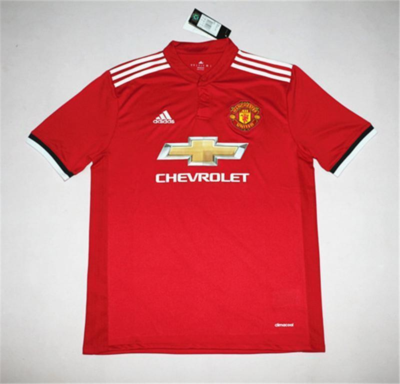 premium selection f5444 efcfc Men 18 Ashley Young Jersey Soccer Manchester United Jersey 2018