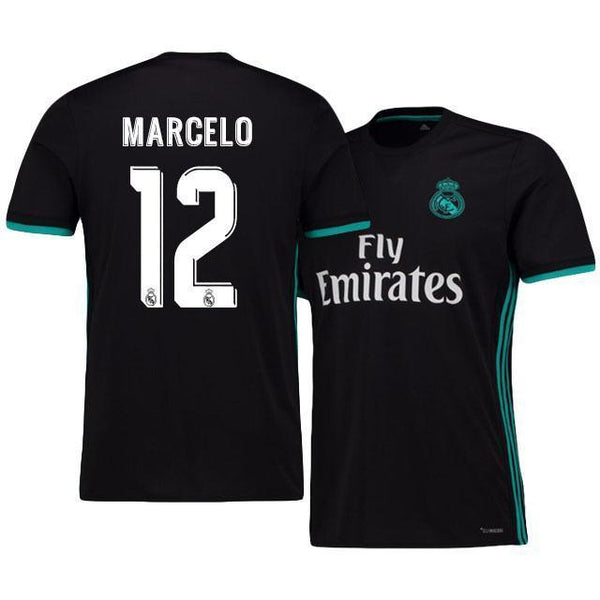 84b81bb53 Men 12 Marcelo Jersey Soccer Real Madrid Jersey 2018 LaLiga – nRevo