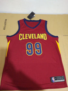 purchase cheap 4ed8c 1be71 Men 99 Jae Crowder Jersey Red Cleveland Cavaliers Jersey ...