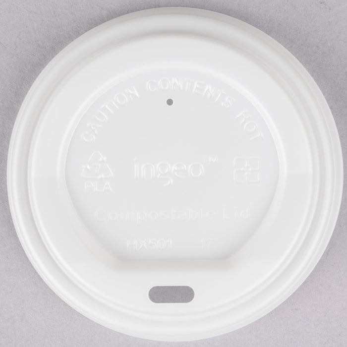 Tapa para Bebida Caliente - Compostable