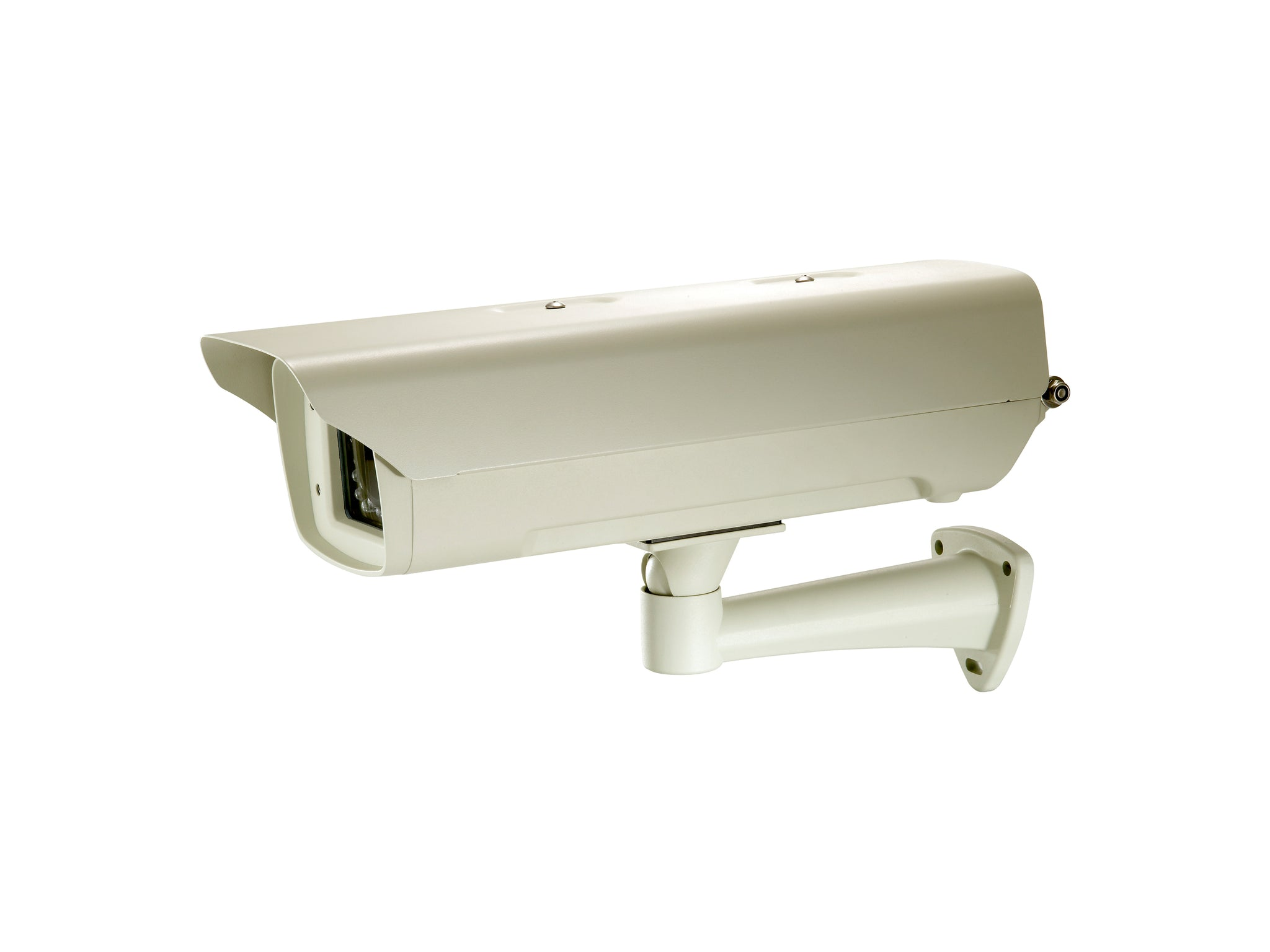 BOH-1411 Camera PoE Outdoor Enclosure, IR LEDs, FEVE Coating