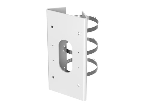 "CAS-7344 Pole Mount Bracket, Clamping range 2.6""-5"""