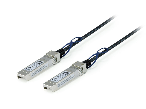 DAC-0103 10G SFP+ Direct Attach Copper Cable, Twinax, 3m